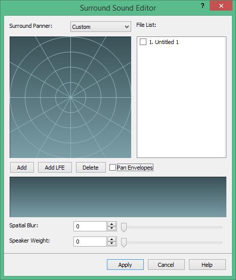 WavePad Sound Editor русская версия